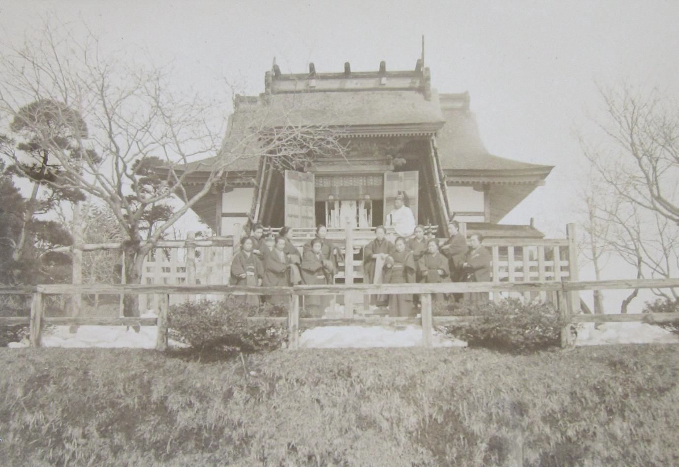 【17】明治天皇遥拝殿