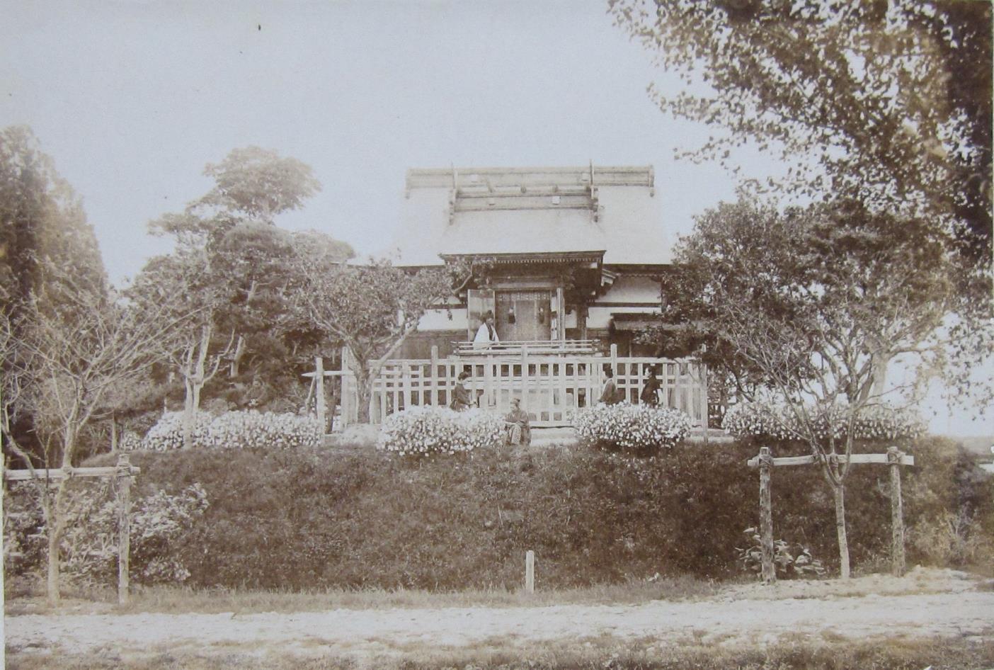 【18】明治天皇遥拝殿
