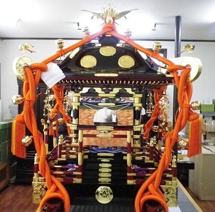 【3】お神輿