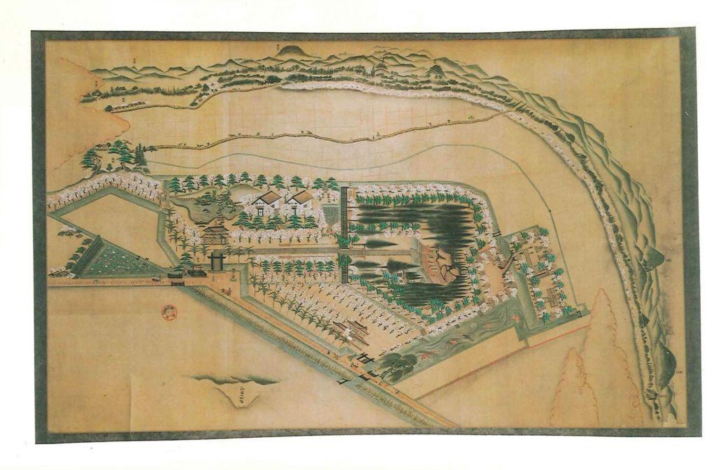 106_07_【7】県社八幡宮境内全図